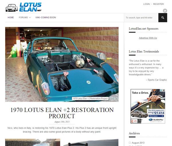 LotusElan.net