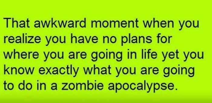 I Have No Plan