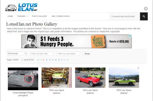 phpBB Photo Gallery
