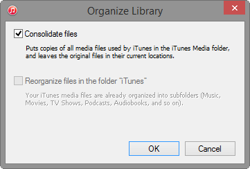 Recover iTunes Library from an Old Hard Drive