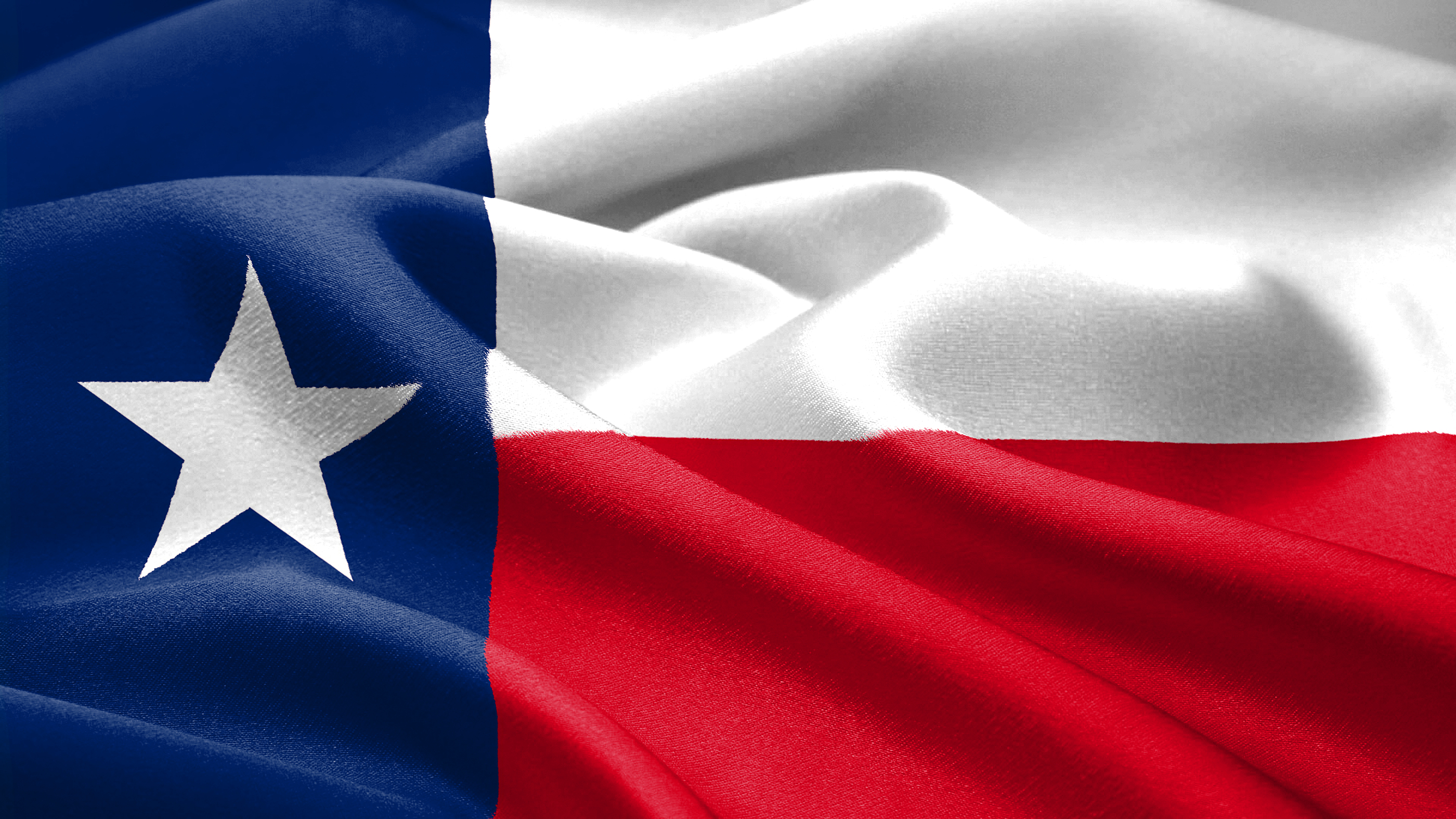 Official Retirement Ceremony of the Texas Flag